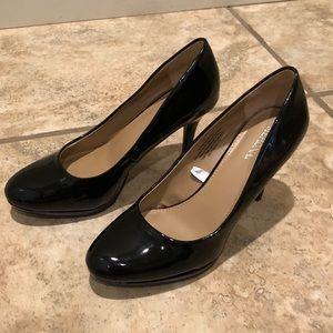 Merona Black Patent Heels